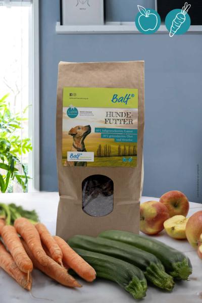 Balf Hundefutter Lamm / Obst-Gemüse