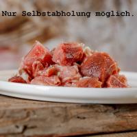 Barfgold Putenfleisch 5kg (gewürfelt)