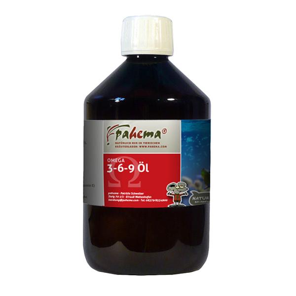 Pahema Omega 3-6-9 Öl