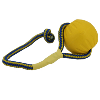 Starmark Swing n Fling Dura Foam Fetch Ball