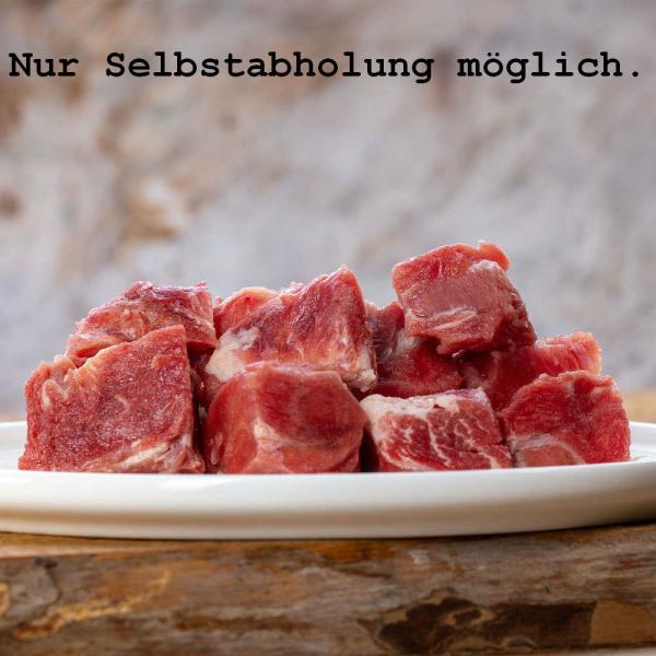 Barfgold Ziegenfleisch (durchwachsen)