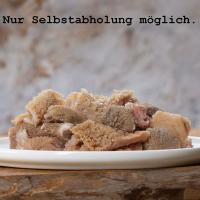 Barfgold Ziegenpansen (gewürfelt)