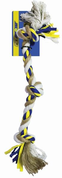 Petsport Triple Tex Three Knot Rope