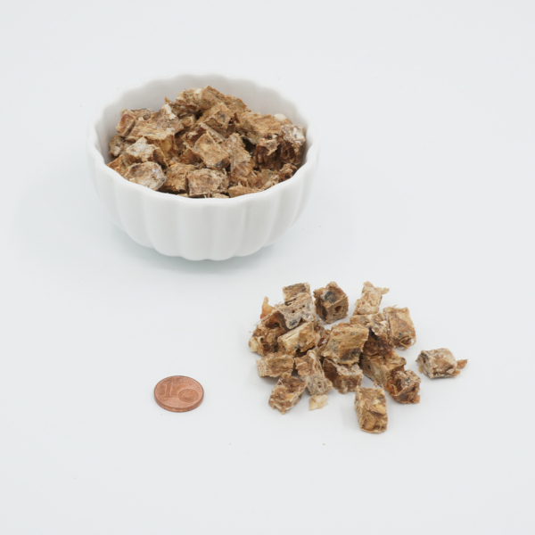 Lachs Würfel Mini